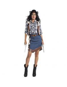 Disfraz de Vaquera para Adulto Tienda de disfraces online - venta disfraces