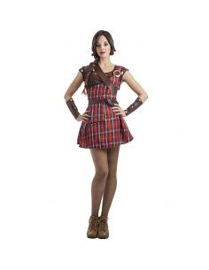 Disfraz de Highlander Escocesa Tienda de disfraces online - venta disfraces