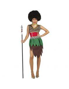 Disfraz de Africana para Adulto Tienda de disfraces online - venta disfraces