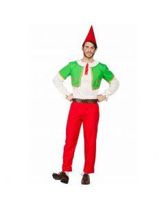 Disfraz de Gnomo para Hombre Tienda de disfraces online - venta disfraces