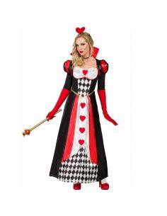 Disfraz de Reina de Corazones mujer Tienda de disfraces online - venta disfraces