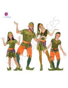 Disfraces Grupos Duendes Divertidos Tienda de disfraces online - venta disfraces