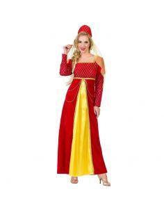 Disfraz de Reina Medieval para Adulto Tienda de disfraces online - venta disfraces