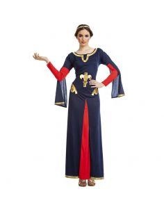 Disfraz Medieval Carta para Mujer Tienda de disfraces online - venta disfraces