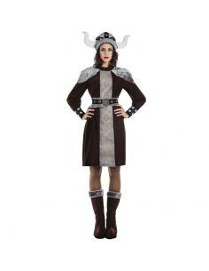 Disfraz de Vikinga para Adulto Tienda de disfraces online - venta disfraces