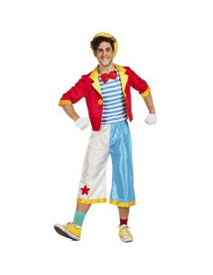 Disfraz de Payaso de Circo...