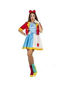Disfraz de Payasa de Circo...