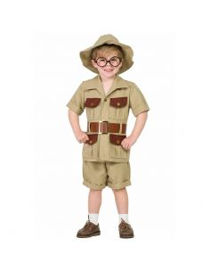 Disfraz Explorador Infantil