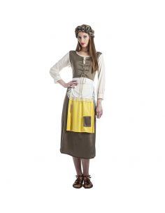 Disfraz de Campesina Medieval para Adulto Tienda de disfraces online - venta disfraces