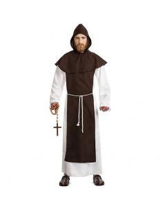 Disfraz de Monje Franciscano para Adulto Tienda de disfraces online - venta disfraces