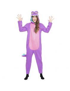 Disfraz de Dinosaurio Morado para Adulto Tienda de disfraces online - venta disfraces
