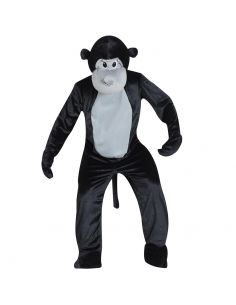 Disfraz de Mono de Peluche para Adulto Tienda de disfraces online - venta disfraces