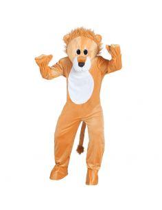 Disfraz de León de Peluche para Adulto Tienda de disfraces online - venta disfraces