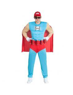 Disfraz de Héroe Musculoso para Adulto Tienda de disfraces online - venta disfraces