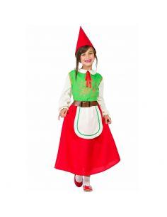 Disfraz de Gnomo para Niña Tienda de disfraces online - venta disfraces