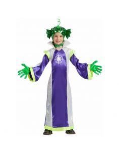 Disfraz de Marciana Morado para Niña Tienda de disfraces online - venta disfraces