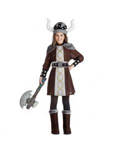 Disfraz Vikingo para Niña Tienda de disfraces online - venta disfraces
