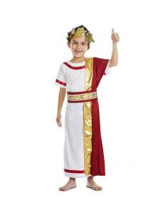 Disfraz de Senador Romano para Niño Tienda de disfraces online - venta disfraces