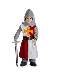 Disfraz de Cruzado Medieval para Niño Tienda de disfraces online - venta disfraces
