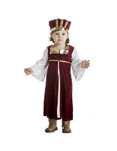 Disfraz de Medieval para Niña Bebé Tienda de disfraces online - venta disfraces