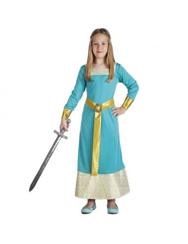 Disfraz de Princesa Medieval Infantil Tienda de disfraces online - venta disfraces