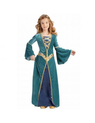 Disfraz de Princesa Medieval para Niña Tienda de disfraces online - venta disfraces