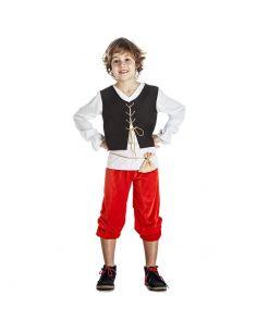 Disfraz de Mesonero Medieval para Niño Tienda de disfraces online - venta disfraces