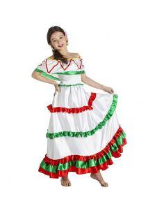 Disfraz de Mexicana para Niña Tienda de disfraces online - venta disfraces