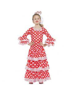 Disfraz de Sevillana Infantil Tienda de disfraces online - venta disfraces