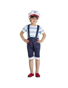 Disfraz de Marinera Loba de Mar Infantil Tienda de disfraces online - venta disfraces