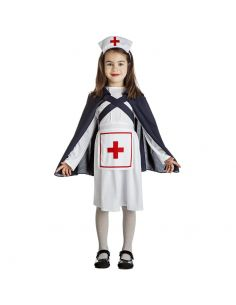 Disfraz de Enfermera del Ejército Infantil Tienda de disfraces online - venta disfraces