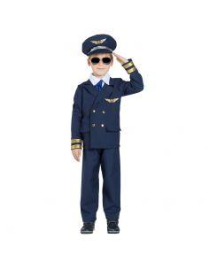 Disfraz Piloto de Avión Infantil Tienda de disfraces online - venta disfraces