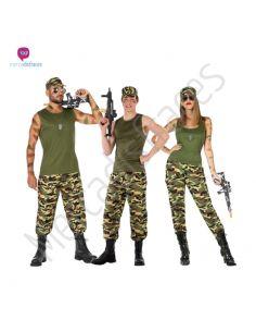 Disfraces Grupos Militares Tienda de disfraces online - venta disfraces