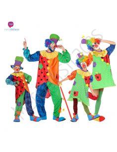 Disfraces Grupos Payasos divertidos Tienda de disfraces online - venta disfraces
