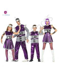 Disfraces para grupos de Robots baratos Tienda de disfraces online - venta disfraces