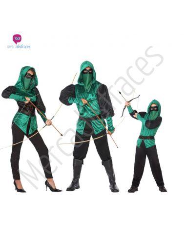 Disfraces Grupos Arqueros Tienda de disfraces online - venta disfraces
