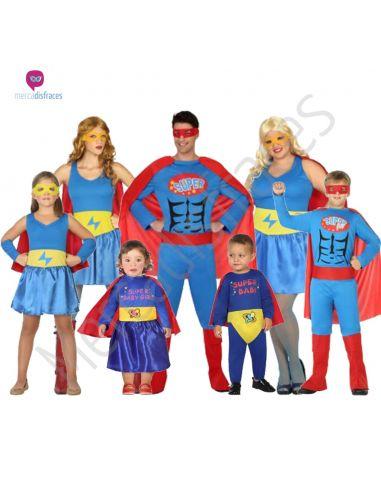 Disfraces de Carnaval Superheroes para grupos Tienda de disfraces online - venta disfraces