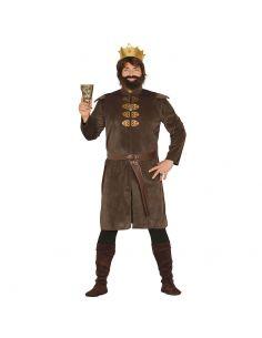 Disfraz Rey Medieval para Hombre Tienda de disfraces online - venta disfraces