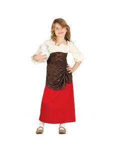Disfraz de Posadera Infantil Tienda de disfraces online - venta disfraces