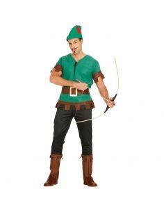 Disfraz de Bandido del Bosque Adulto Tienda de disfraces online - venta disfraces