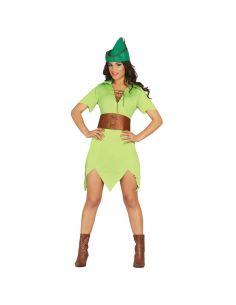 Disfraz de Arquera Adulta Tienda de disfraces online - venta disfraces