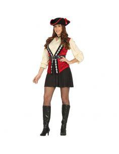 Disfraz Pirata para Adulta