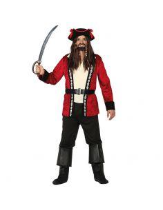 Disfraz de Pirata Caribe...