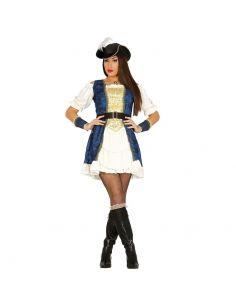 Disfraz de Pirata de Lujo...