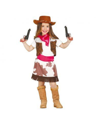 Disfraz de Cowgirl para Niña Tienda de disfraces online - venta disfraces