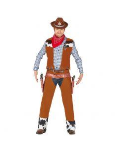 Disfraz de Vaquero Adulto Tienda de disfraces online - venta disfraces