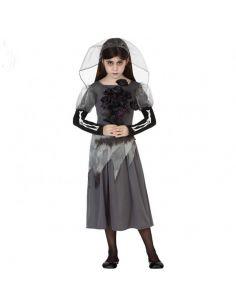 Disfraz de Novia Zombie para Infantil Tienda de disfraces online - venta disfraces