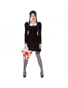 Disfraz Chica Familia Adams para Mujer Tienda de disfraces online - venta disfraces