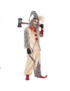 Disfraz de Arlequín Sangriento para Hombre Tienda de disfraces online - venta disfraces
