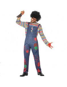 Disfraz de Muñeco Diabólico para Adulto Tienda de disfraces online - venta disfraces